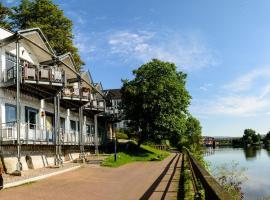Weserwohnung - Bootshaus Urlaub am Wasser, Хамельн