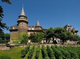 Hôtel Château de Castel Novel - Châteaux et Hôtels Collection, Varetz