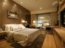 eStay Residence·Poly World Trade Center Guangzhou, Guangzhou