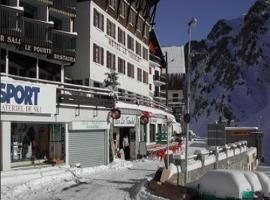 Hotel Le Taoulet, La Mongie