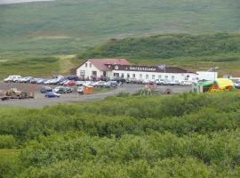 Hótel Bjarkalundur, Berufjarðarvatn