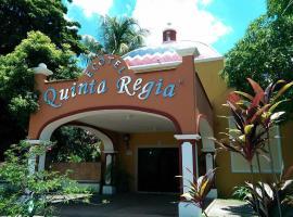 Ecotel Quinta Regia, バリャドリッド