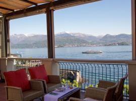 Il Viaggiatore Holiday Home, Stresa