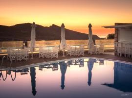 Aspalathras White Hotel, Chora Folegandros