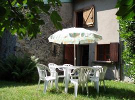 Niaux - Pyrenees Ariegeoises - petit gite tres confortable et accueillant dans le parc naturel regional, Niaux