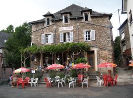 Hotel Solomiac, Grand-Vabre