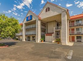 Motel 6 Fresno Yosemite Hwy, Pinedale