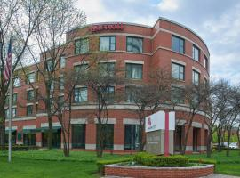 Chicago Marriott At Medical District Uic 3 Star Hotel 0 6 Miles From United Center