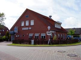Gästehaus Restaurant Norddeich, 노르트다이히