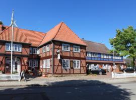 Landhotel Klempau, Любек