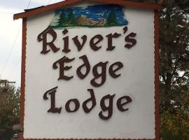 River's Edge Lodge, Leavenworth