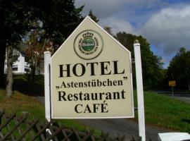 Hotel Astenstübchen, Winterberg