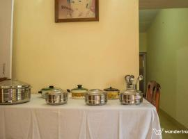 At Green Peppers - A Wandertrails Stay, Ammatti