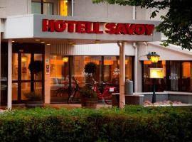 Hotel Savoy, Maarianhamina