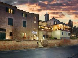 Il Convento, Torrita di Siena