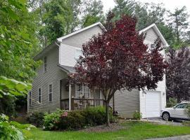 Hendersonville Cottage, Hendersonville