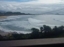 De frente para o Mar da Gamboa, Garopaba