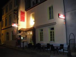 Hotel Restaurant du Lion d'Or, Château-Chinon