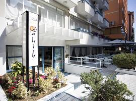 Hotel Sahib, Cattolica