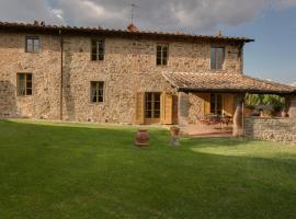 Casa Siena, Pozzolatico