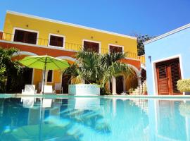 Hotel Merida Santiago, Mérida