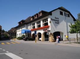 Hotel Schiff am See, Murten