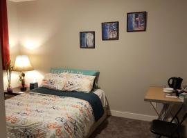 Large Single Room on Southeast Avenue, Calgary