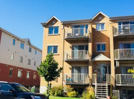 Montréal Appartement avec Balcon, Charlemagne