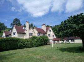 Park Down Lodge, Banstead