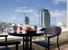 2BDR Beach TLV, Tel Aviv