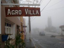 Agro Villa, Areia