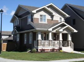 Spectacular Furnished House All Included For Rent, Nisku