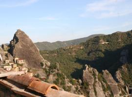Al Balcone delle Dolomiti, Castelmezzano