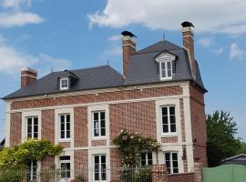 Belle Maison de Maître entre Trouville et Honfleur, Pennedepie