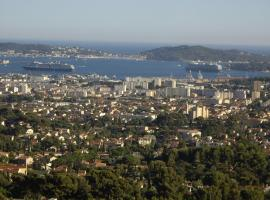 maison avec vue mer, Toulon