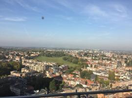 Mettewie aparment, Brussels