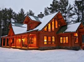 Big Bear Cabin, Harrison