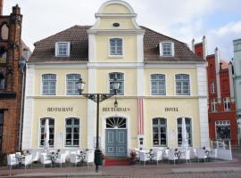 Hotel Reuterhaus Wismar, Wismar