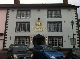 Howard Arms Hotel, Brampton
