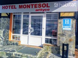 Hotel Montesol Arttyco, Sierra Nevada