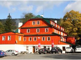 Hotel Alba, Deštné v Orlických horách