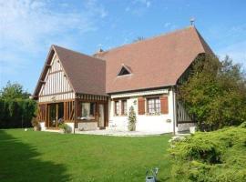 Maison de style Normand, Saint-Hymer
