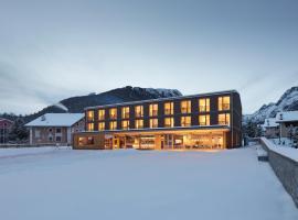 Bever Lodge, Bever