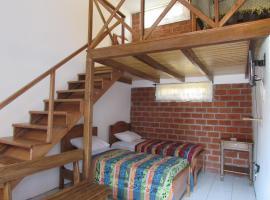 Pororoca Inn, Data de Villamil