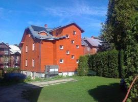 Hostel Promyk, Iwonicz-Zdrój