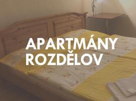 Apartmány Rozdělov, Kladno