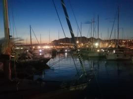 Boat&Breakfast, Lavagna