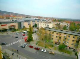 Bazsi Apartman, Печ