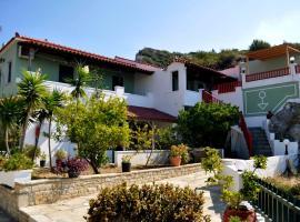 Villa Katina Apartments, Marathókampos
