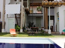 Casa Barquera, Cauca Viejo, Jericó